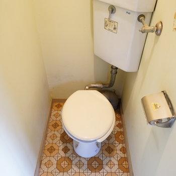 個室トイレ◎※写真は工事前です