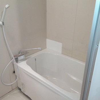 お風呂も清潔感あり!※写真は前回募集時のものです