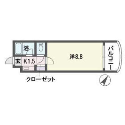 プラン・ド・ビ藤崎 の間取り