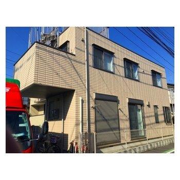 上新井3丁目貸家