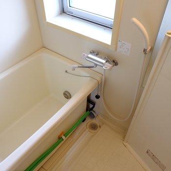 お風呂はシンプルに※写真は前回募集時のものです