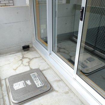 ここは玄関スペースです!※写真は前回募集時のものです