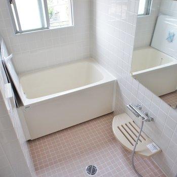 とってもゆったりな洗い場!