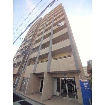 コンチネンタル東小橋 (旧ライフデザイン東小橋1番館)