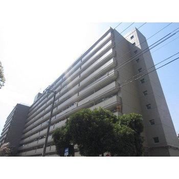 横浜マリンハイツ2号棟