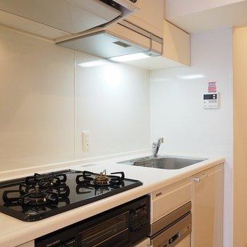 食洗機付の充実キッチン