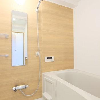 お風呂場も綺麗です!※写真は前回募集時のものです