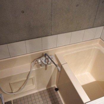 お風呂までスタイリッシュ!
