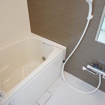 お風呂も追い焚き、乾燥機も!