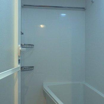 ピカピカのバスルーム※写真は前回募集時のものです