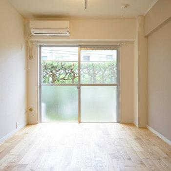 床は無垢のヤマグリを◎ ※前回募集時の写真です