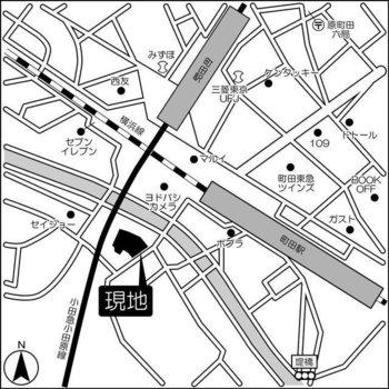 グローリア初穂町田マンション
