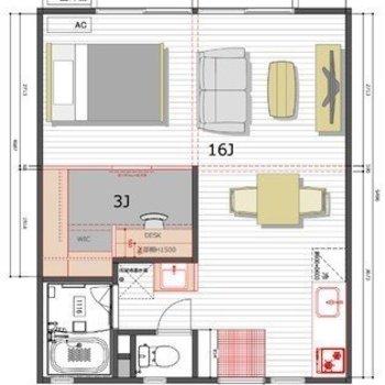 家具選びのワクワクするお部屋です!
