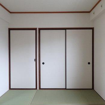 和室もキレイになっています