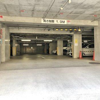 駐車場もあるので、車をお持ちの方にもオススメです。