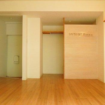 カフェみたいなお部屋にできそう!(※写真別室色合いが少し異なります!)
