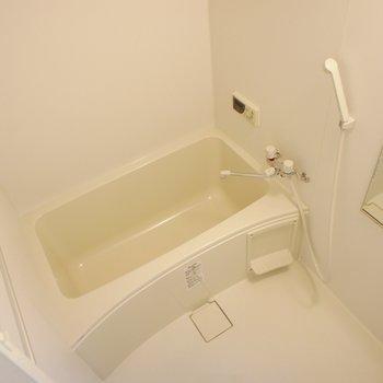 お風呂ちょうどいい感じ
