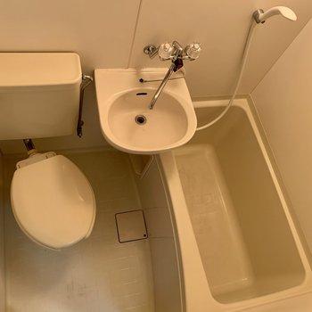 基本シャワーなら、問題なさそうです