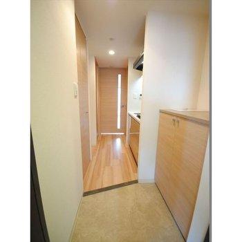 ツヤがありますなぁ※写真は11階の同間取り別部屋のものです