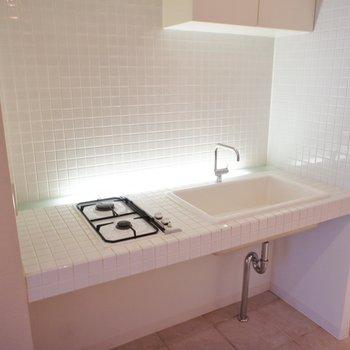 キッチンはタイルの良いデザイン