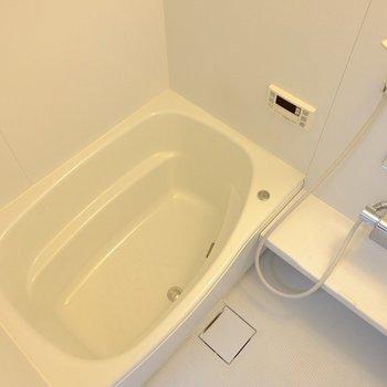 お風呂広くてきれい