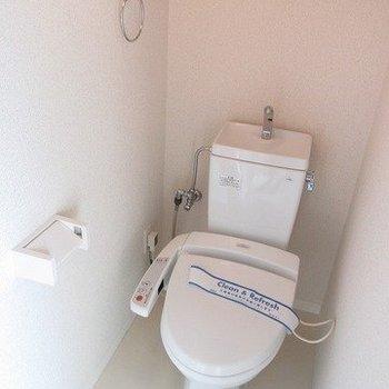 トイレは、別なので安心してください。