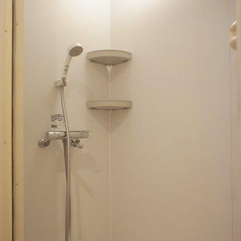 シャワールームなのです