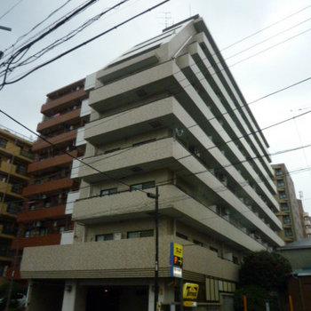パーク・ノヴァ横浜弐番館