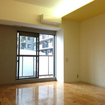 大きめの家具も置けそう※写真は2階同間取り別部屋のものです