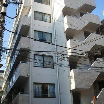 ホーユウコンフォルト隅田公園第2