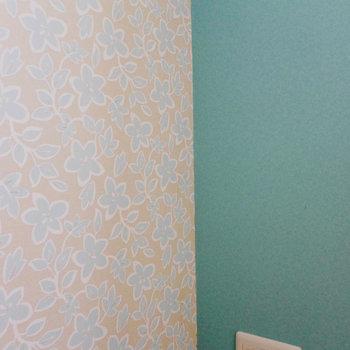 壁紙素敵です!