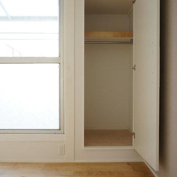 2階】収納は全てクローゼット化