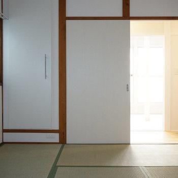 2階】和室はモダンなテイストに仕上げました