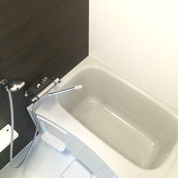 乾燥機能付きのバスルーム