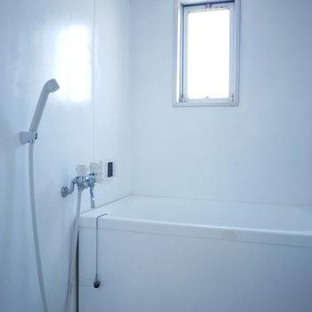 浴室もきれい