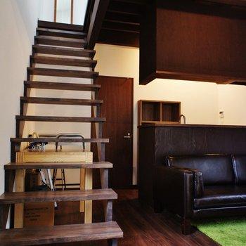 2階へ行きましょう ※写真は前回募集時のものです。