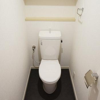 トイレも新品に交換〇