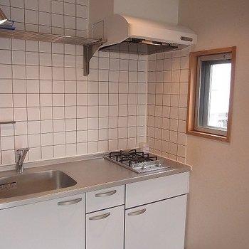 キッチンも使いやすそう◎※写真は3階の同間取り別部屋のものです