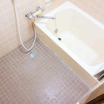 追焚き付で、ゆったり休めそうな浴槽ですね。