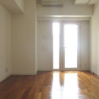 防音対策オッケー!※写真は3階の同間取り別部屋のものです