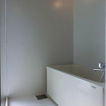バスルームと思えないほどの空間※写真は別部屋です。