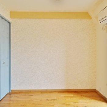 寝室も爽やかですね※写真は前回募集時のもの。