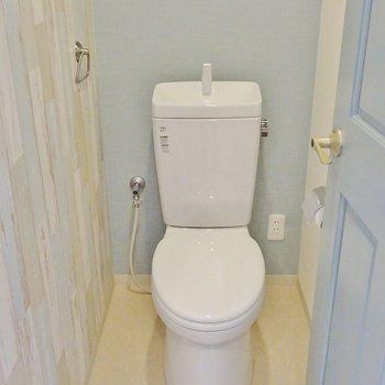 トイレにだってチャンと気を使ってます※写真は前回募集時のもの。