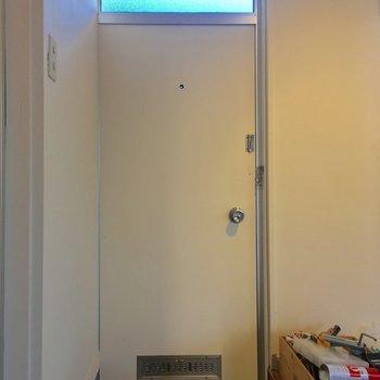 玄関もレトロ! ※写真は前回募集時のものです