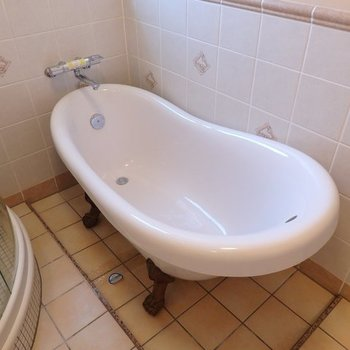 パリジェンヌはお風呂にいる