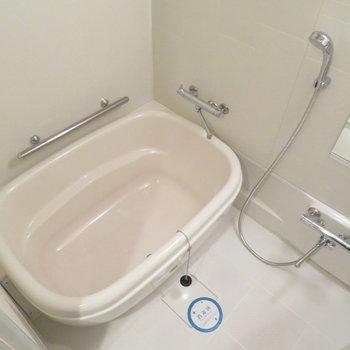 お風呂綺麗ですね