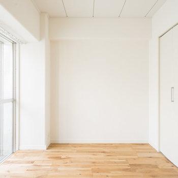 こちらは寝室!※前回募集時の写真になります