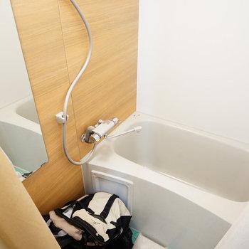 お風呂も新品!※写真は工事中です