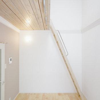 天井高は4メートル!
