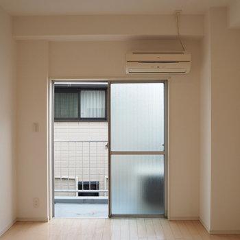 天井が高いんです※写真は前回募集時のお写真です。